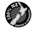 Logo New Zealand owned